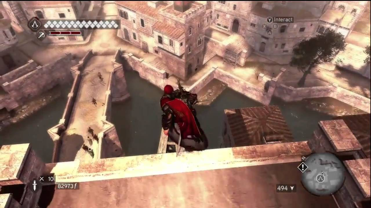 Assassin S Creed Brotherhood Armor Of Brutus Best Hd Youtube
