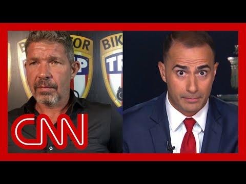 CNN anchor to