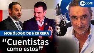 """Herrera, sobre la """"ultraizquierda"""" que quiere Pedro Sánchez"""