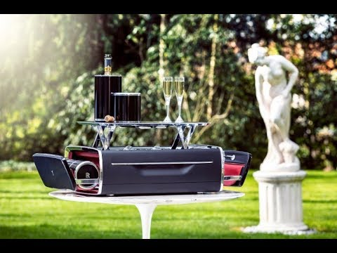 Epicurean delight: The Champagne Chest by Rolls-Royce Motor Cars