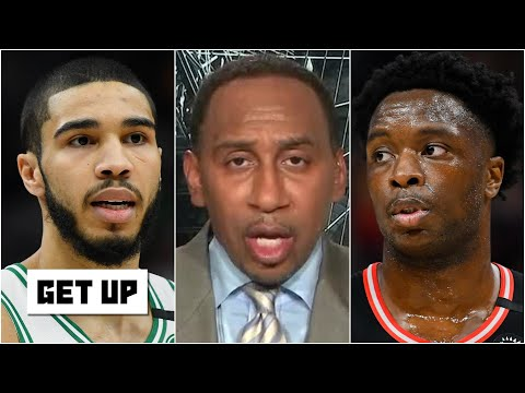 The Raptors cannot be ignored - Stephen A. | Get Up