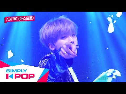 Simply K-Pop ASTRO아스트로  Blue Flame  Ep391  120619