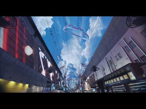 Fremont Street Experience Previews All-New Visuals