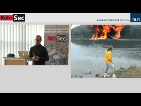 "RuhrSec 2016: ""Hacking with Unicode in 2016"", Mathias Bynens"
