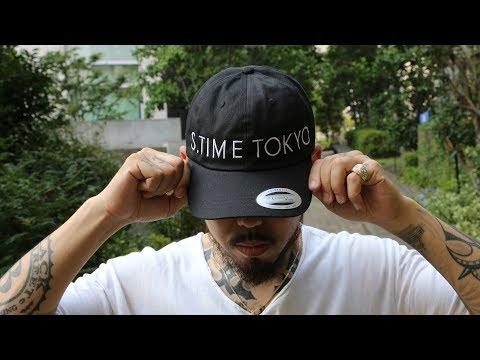 新作S.TIME TOKYO CAPの撮影をしました。SHO FREESTYLE TV Part 542