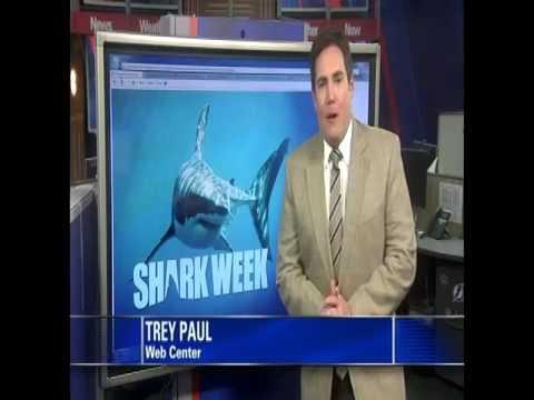 Saint Paul's Shark Week on Bay News 9