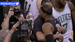 Paul Pierce Ends the Game With a Three, Crowd Goes Wild | Clippers vs Celtics | Feb 5, 2017 NBA