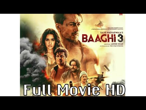 Download #Baaghi 3 Hindi movie HDRip Download