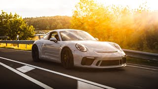 Preparing For The Nurburgring In My Manual Porsche 991 GT3