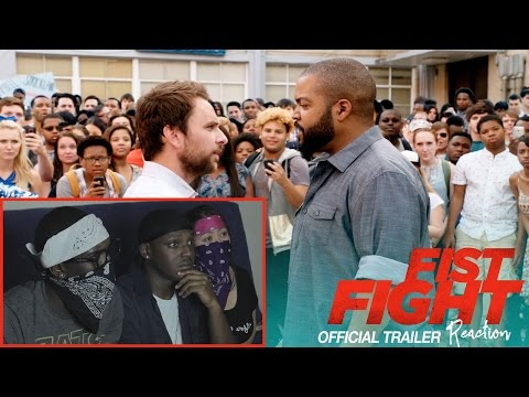 Fist Fight Official Trailer Reaction