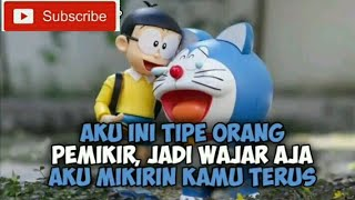 Gambar cover Kata Kata Caption Quotes Kekinian Doraemon ||Story Wa