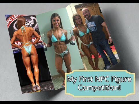 BODY BY BOSS: My First Figure Competition! - I won 2nd Place!