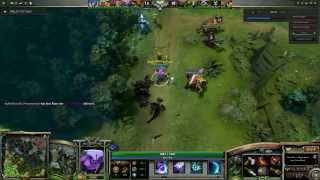 DotA 2 Faceless Void Fail