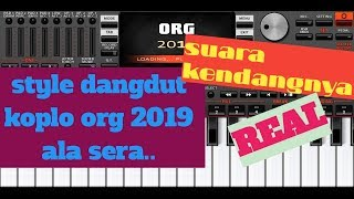 Style dangdut pop rock org 2019 android terbaru