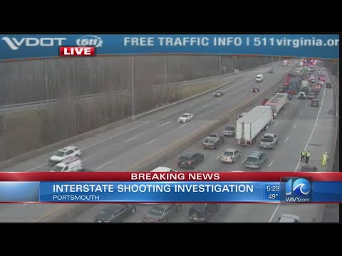 DJ DC - Shooting In P-Town On I-264!