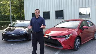 Hybrid Battle: Prius vs Corolla Hybrid and Everything you need to know!