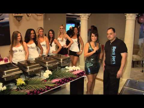 VIP TV - Boca Joe's Catering