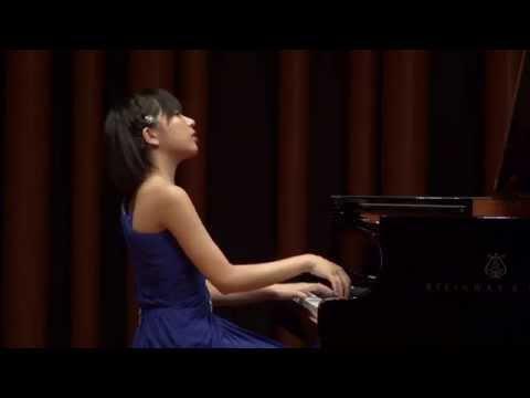 W.A.Mozart: Sonata No.4 in E flat major K.282/Yukine Kuroki(pf) The Yasuko Fukuda Audition 2015