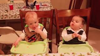 Funniest Fails Baby Video 😛 😜 😝 Hilarious Hungry Baby 👉🏽 Funny Baby Video🧸