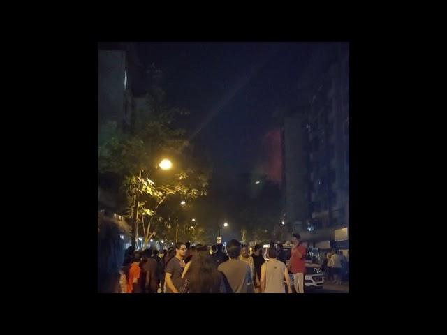 Mira Road Blast | Gas Cylinder Blasted In Mira Road | live Mira Road | Mira Road Blast Full Video