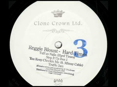 Reggie Blount - You Keep Checkin' Me