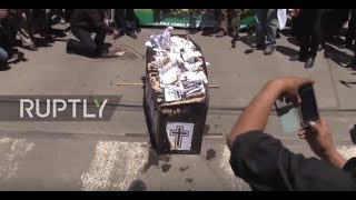 Bolivia: Morales celebrates 12 years of power amid protests