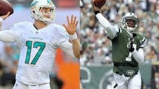 NFL Week 17 Jets vs Dolphins Prediction