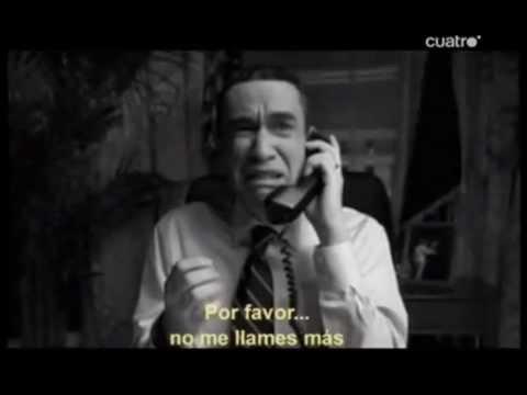 Zapatero,muy pesado,llama Barak Obama,muy gracioso!