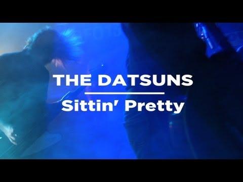 The Datsuns - Sittin' Pretty - Live (Mo'Fo' 2013)