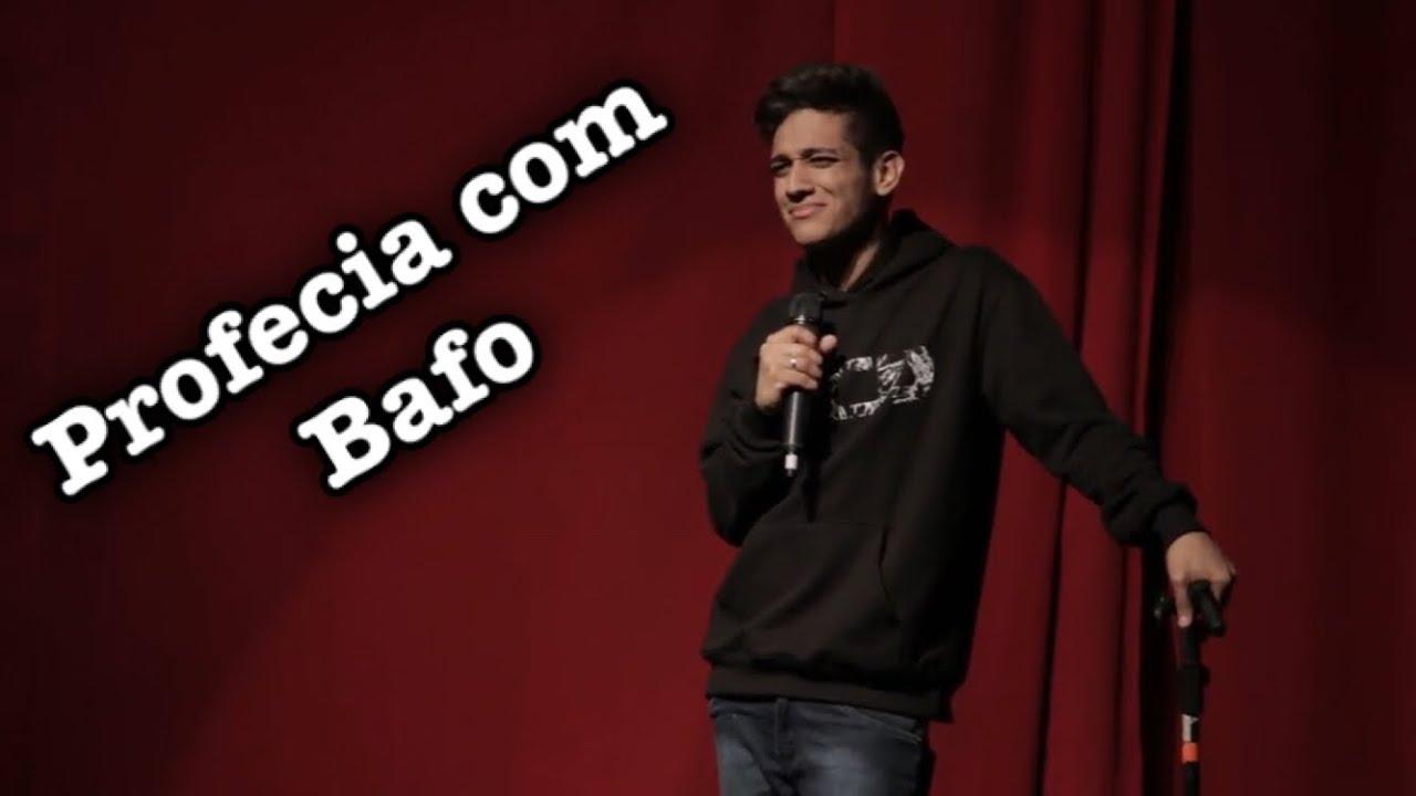 Stand Up Gospel Rodrigo Fernandes - Pastor com bafo. Pregando pros Noia, Desencalhei.