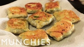 How to Make Cretan Spinach Pie with Andy Milonakis
