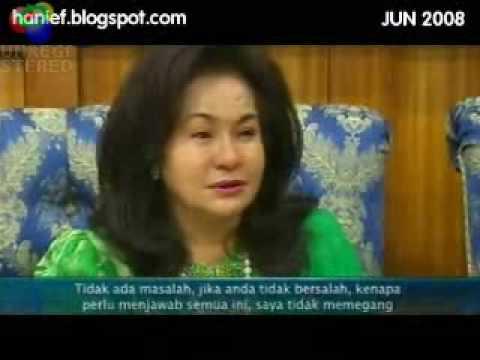 Datin Rosmah Tidak Terlibat Pembunuhan  Altantuya