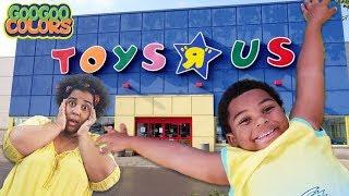 Goo Goo Gaga Turn House Into Toys R Us!