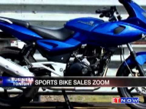 Sports Bike Sales going up in India