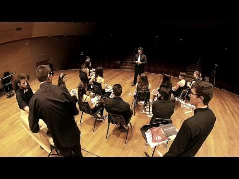 Papiroflexia oP. 2; Taller de Música Contemporánea de Segovia; Profesor: Vicente Uñón