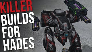 War Robots - Hades Top 5 Builds (Best Weapon Setups)   Hades Gameplay