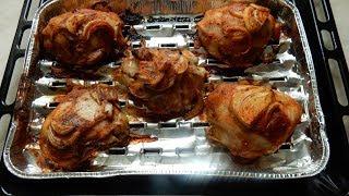 ШАШЛЫК из Куриного бедра Вкусный рецепт шашлык куриный