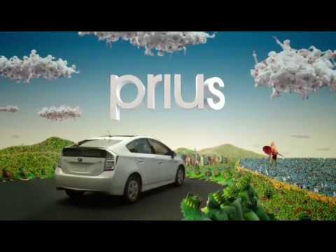 Toyota Prius Harmony 2010