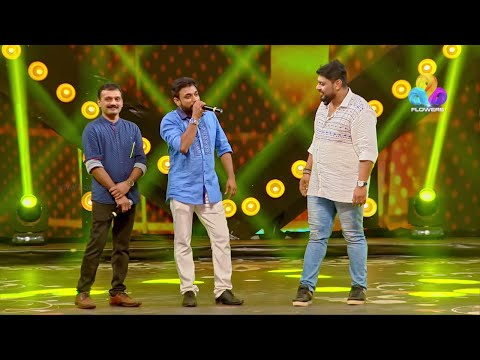 Comedy Utsavam │Flowers│Ep# 99