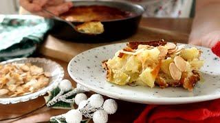 Christmas Apple Pudding / Gluten Free 👍🔝🎄 screenshot 2