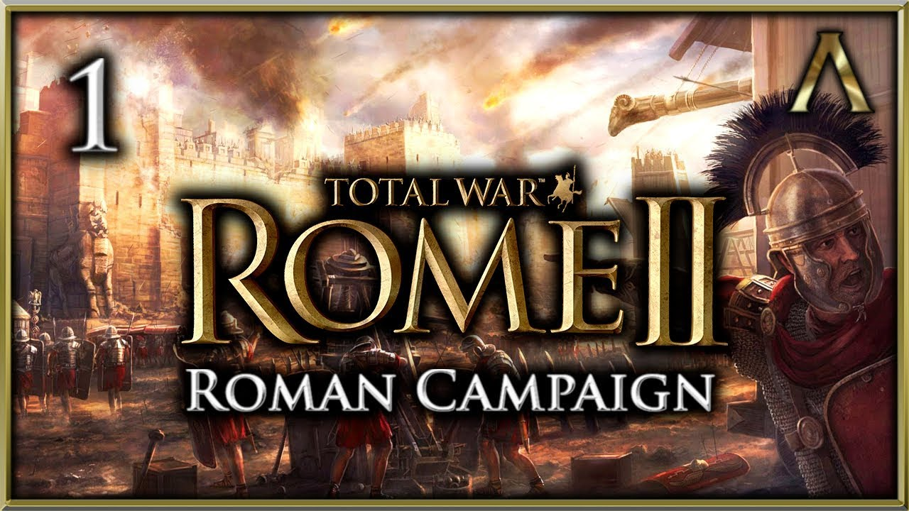 Download Total War Rome 2 - Roman Campaign Pt.1 - War with the Etruscans [TWR2 Grand Campaign]