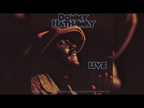 Donny Hathaway - Jealous Guy (Live Version) (Official Audio)