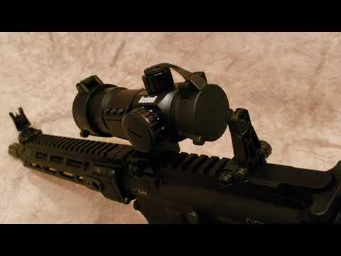 Review of My Daniel Defense DDM4V7 Law Tactical Pistol
