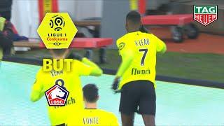 But Rafael LEAO (4') / Nîmes Olympique - LOSC (2-3)  (NIMES-LOSC)/ 2018-19
