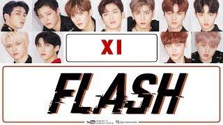 X1 - FLASH (Easy Lyrics + Indo Sub) by GOMAWO