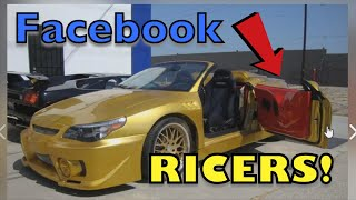 Download Video Ricer Cars on Facebook Marketplace!!! MP3 3GP MP4