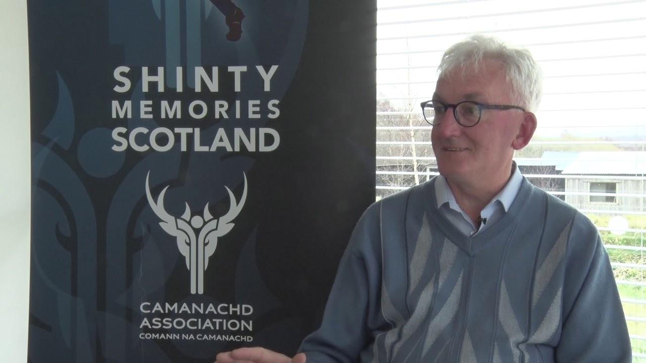 Feet And Away Shinty - Hugh Dan MacLennan