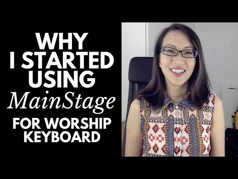Why I Started Using MainStage for Worship Keyboard (and am never turning back!)