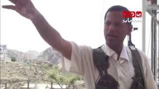 لقاء مع القيادي الميداني بالمقاومة الشعبية بتعز نبيل الاديمي - حوار امين دبوان 25-8-2015
