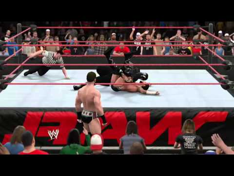 XCW Universe Episode 21 - Summerslam Fallout (1 of 2)